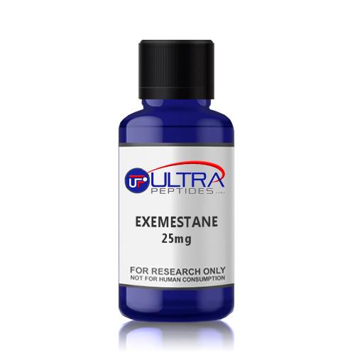 Ultra Peptides Exemestane 25mg
