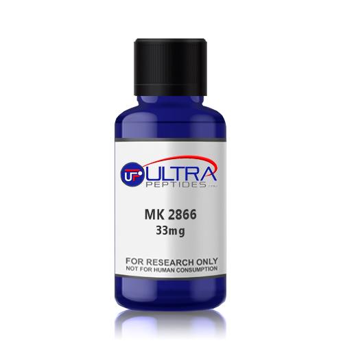 Ultra Peptides Mk 2866 Ostarine 33mg