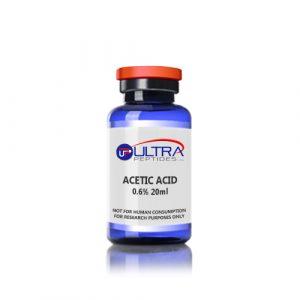 Ultra Peptides acetic acid 0.6 20ml